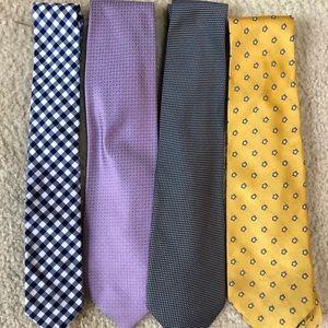 Name Brand Tie and belt bundle